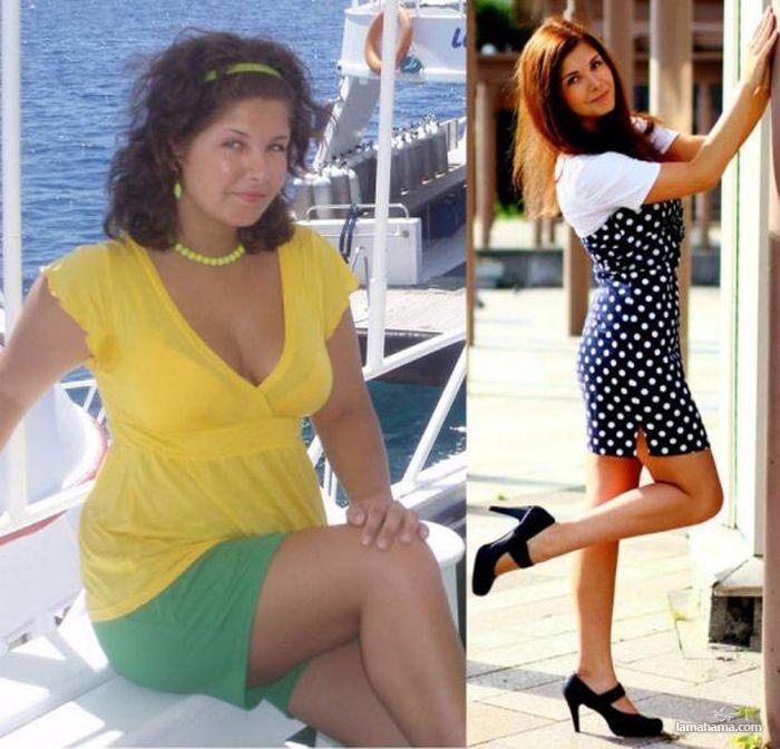 Weighing metamorphosis girls - Pictures nr 12