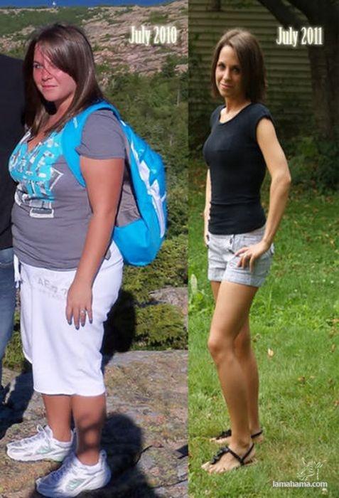 Weighing metamorphosis girls - Pictures nr 13