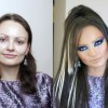 Before and after makeup - Pictures nr 6