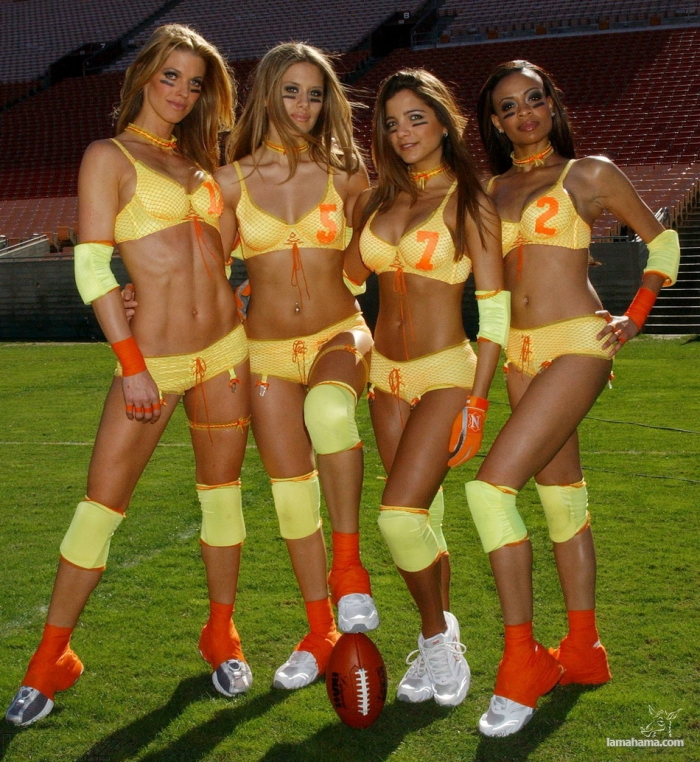Lingerie Football League - Pictures nr 1