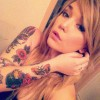 Girls with tattoos - Pictures nr 8