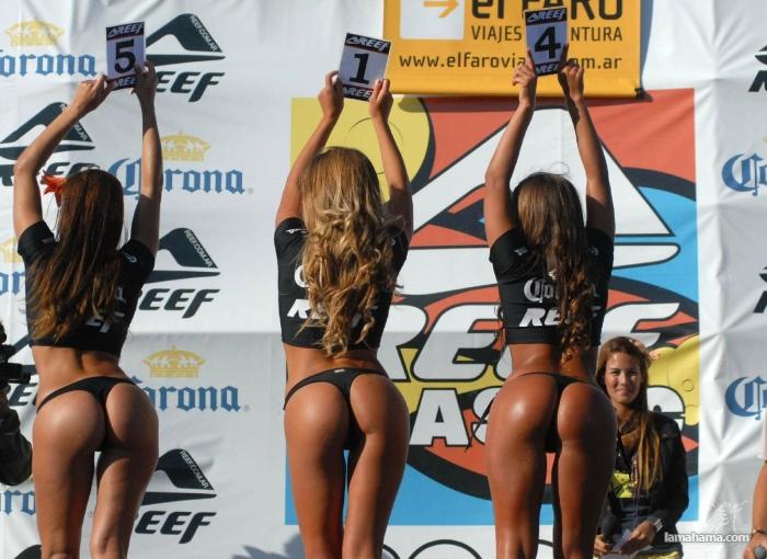 Concurso miss biquíni