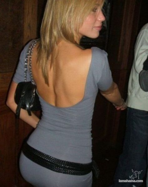 Girls in tight dresses - Pictures nr 34
