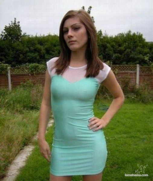 Girls in tight dresses - Pictures nr 51