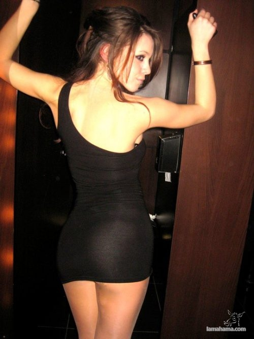 Girls in tight dresses - Pictures nr 8