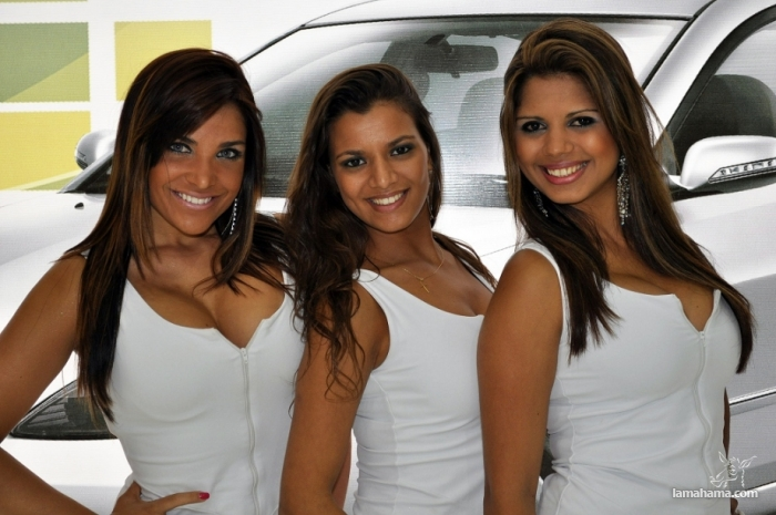 Brazilian Booth Babes from Auto Show - Pictures nr 15