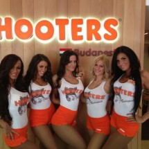 Hooters girls from Budapest - Pictures nr 935