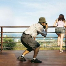 BIg butts in public places - Pictures nr 2