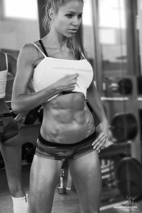 Fitness girls II - Pictures nr 51