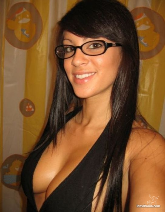 Girls in glasses - Pictures nr 1