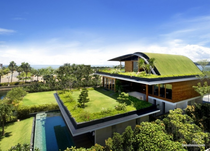 Meera House - A wonderful house in Singapore - Pictures nr 1